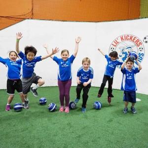 Lil' Kickers Soccer